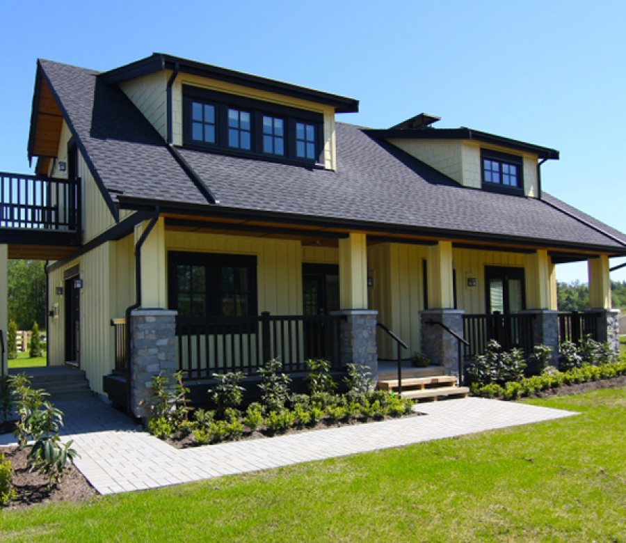 Exterior Home Painting Cost: Residential Exterior Painting